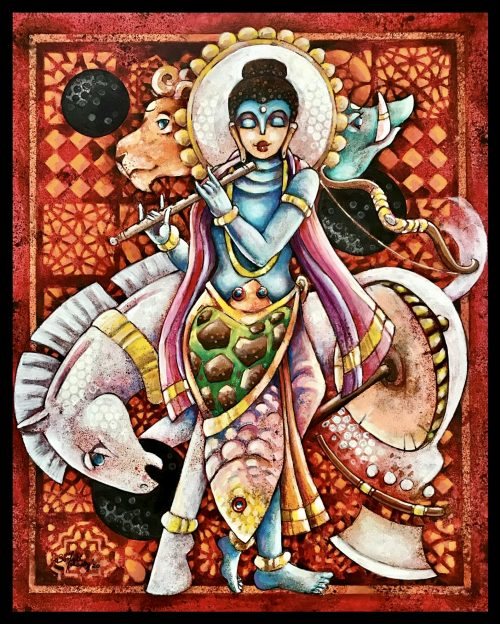 Sonali Krishna